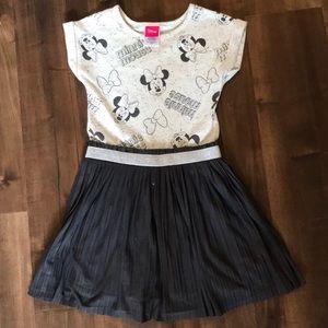 EUC Minnie Mouse dress size 6